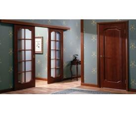 Межкомнатные двери - какие бывают?