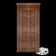 Дверь из массива модель М-1 глухая