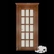 Дверь из массива модель М-1 под стекло