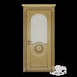 Дверь из массива модель М-12 под стекло