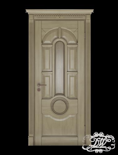 Дверь из массива модель М-14 глухая