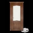 Дверь из массива модель М-8 под стекло
